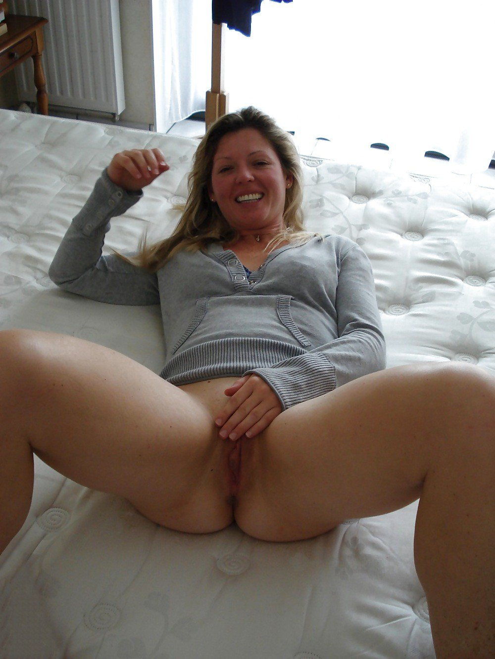 Girl sucks two cocks at once