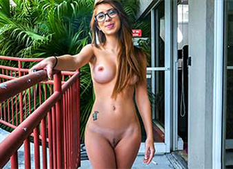 Muscle fake tits porn